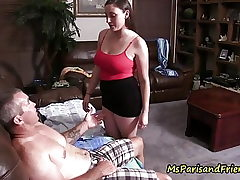 Daddy-Daughter Get Busted, Caught in the Act by Mom