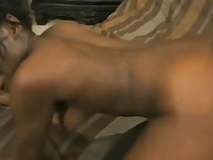 Black Osa Lovely is thirsty for fuckfest - Part 3