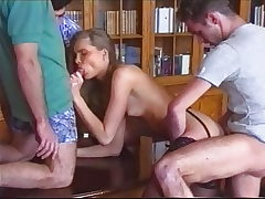 Russian woman Irina from Moscow - Casting 1993