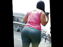 Hefty ASS LATINAS COMPILATION